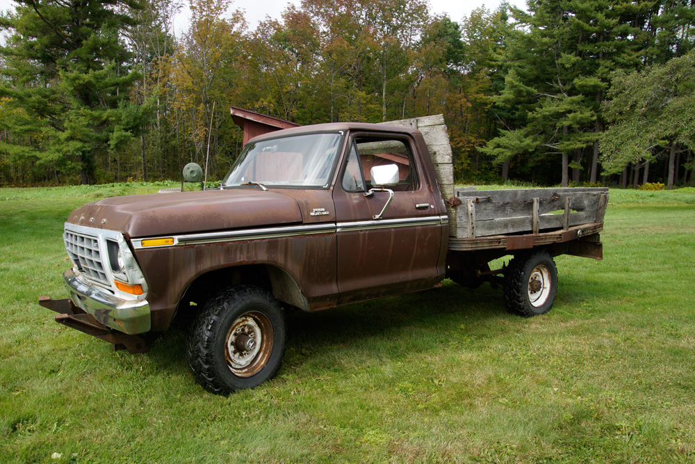 1978 F250 Front Side Driver
