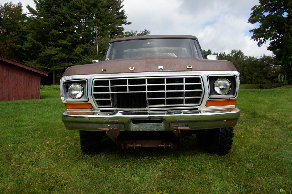 1978 F250 Front