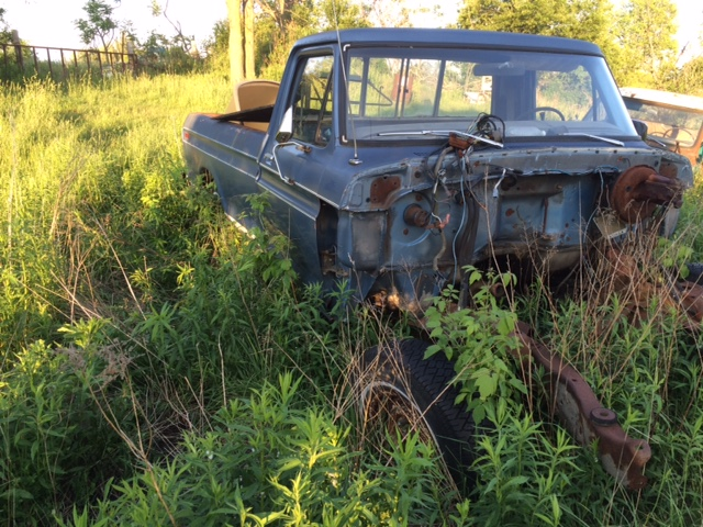 1979 Ford F150 Field Find
