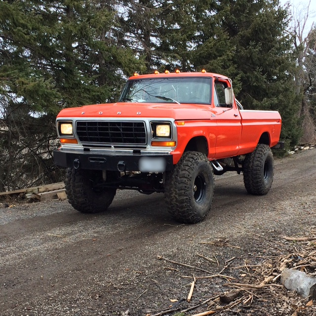1979 Ford F150 Custom rebuild 1