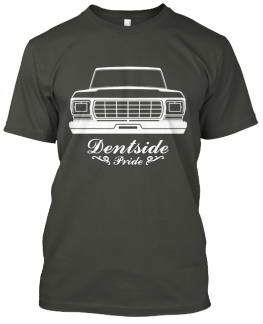 1978 Ford F250 >> Dentside Pride Gear Available Now! - Dentsides.com